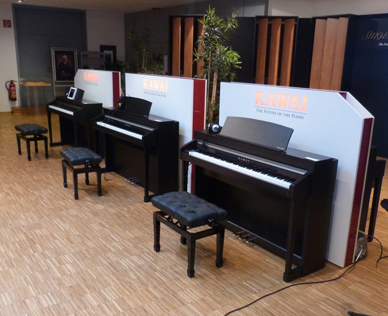 Bild zu Mietklaviere - Mietflügel -Mietdigitalpianos